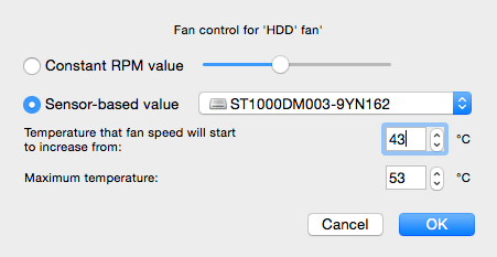 Solving iMac fan noise issue after HDD replacement