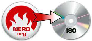 NRG to ISO converter, Convert NRG to ISO, Extract NRG on Windows and Mac