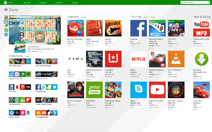 Uninstall Windows Store Apps