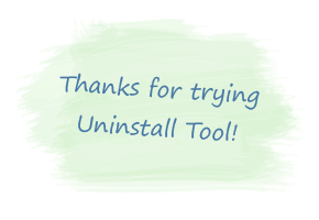 CrystalIDEA Uninstall Tool